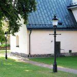Kungslyktan, belysning vid Nicolaikyrkan