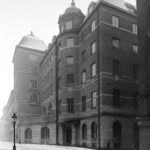 Brunkebergstorg 15. Hotell Gillet 1898-1902 Blomberg, Anton