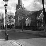 Metodistkyrkan på Fruängsgatan. 1940-1949