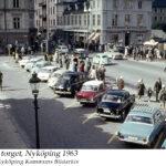 Stora Torget, Nyköping 1963