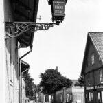 Västra Kvarngatan, Polis och Brandstation 1917-1952