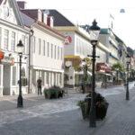 Kungslyktan, gatubelysning i Karlstad