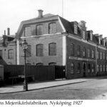 Wedholms Mejerikärlsfabriken 1927